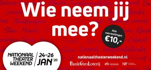 Nationaal Theaterweekend