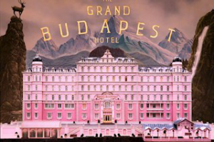 Filmvertoning: Grand Budapest Hotel