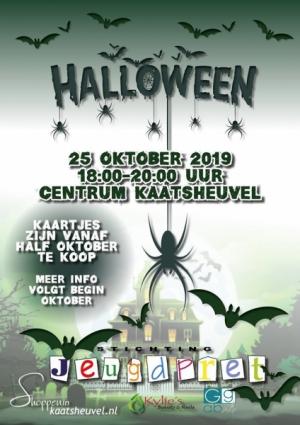 Halloween Centrum Kaatsheuvel