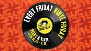 Vinylfriday met DJ Ronald en Joost